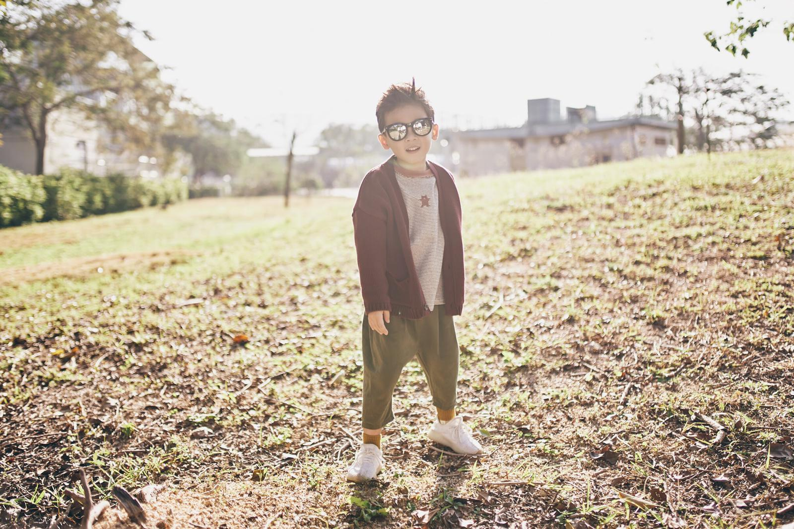 SEEMORE Kids Model Ronnie Y