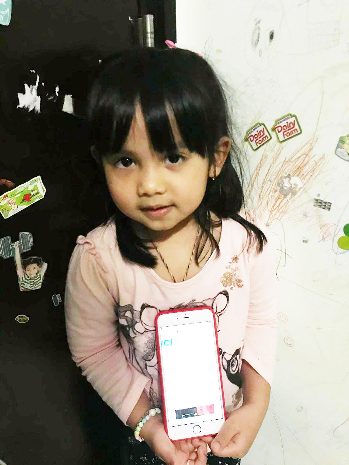 Seemore Kids Model Aadya