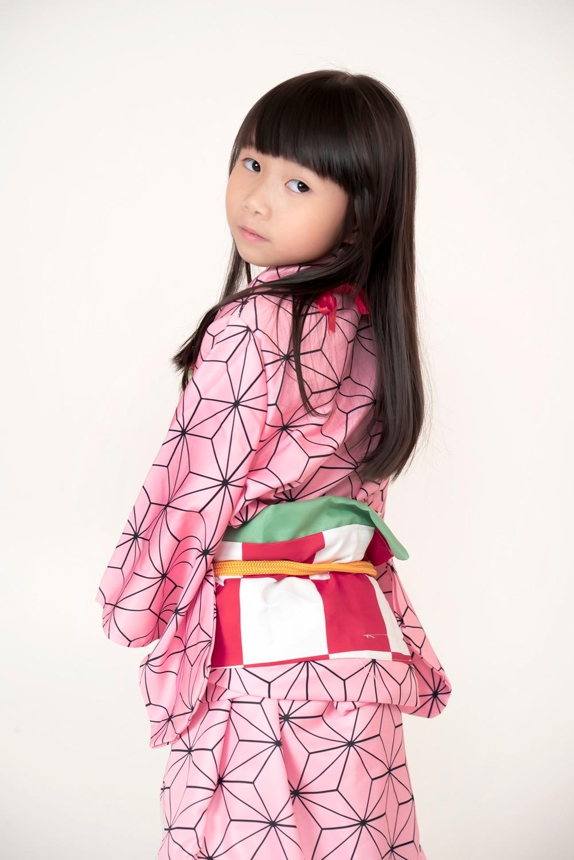 兒童模特兒