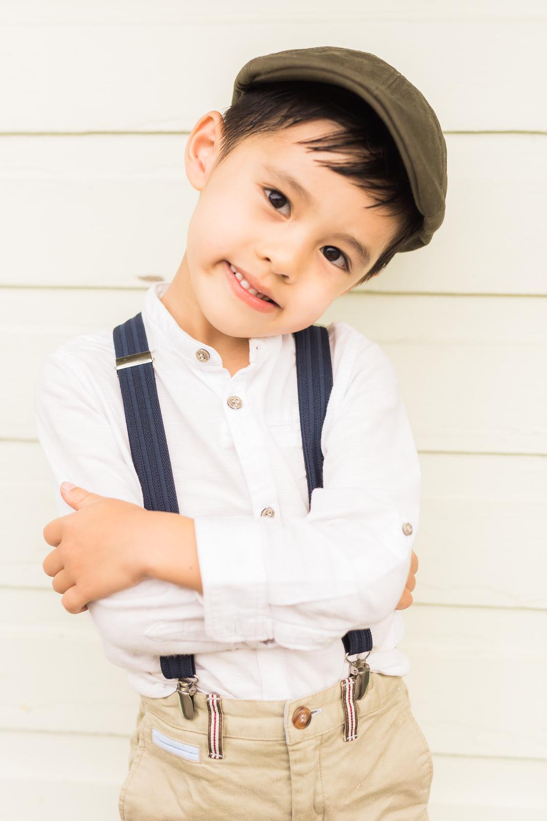 SEEMORE Kids Model Hewitt